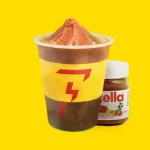 Nutella Coffee Shake